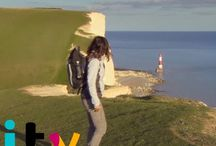 Walks With A View with Julia Bradbury / This board gives you glimpses of Julia Bradbury's journey in the making of her new ITV series 'Walks With A View'. All partners who feature in the series will feature on this board. Keep coming back to check to get a taster for the next episode (Fridays 8pm ITV)