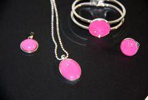 Kynsilakkakoruja / Nail polish jewelery / Kynsilakkakoruja / Nail polish jewelery