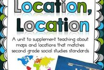 Location, location / by iteach