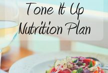 tone it up nutrition plan