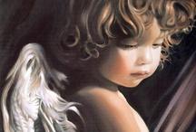 Painting Angels