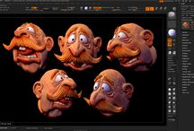 character 3D toon