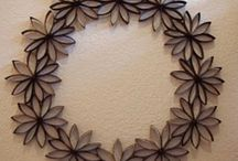 Faux Wrought Iron Arts and Crafts / Faux wrought iron decor, arts and crafts ideas.