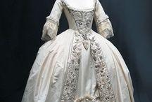 1700-1750 Fashion History