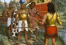 Воины античности