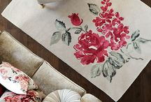 The great rug hunt / Laura Ashley