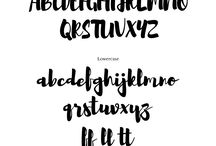 Just My Thing Free Fonts / Just My Thing Design Studio curates awesome fonts! http://justmything.design