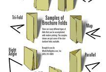 Trykksaker: formater og layout / Eksempler på ulike trykksaker