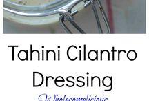 Dressings & Dips