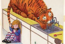 childrens book illustrators / Some of my favourite childrens book illustrations