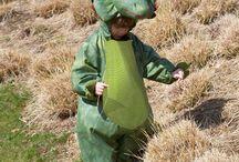 Dinosaur Dress Up for Children