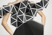 Inspiration shape style / Fashion Mode Abstract shape / by Linda Post