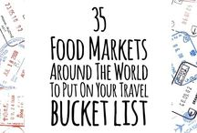 Bucket List Places to visit / Wish list of places to visit