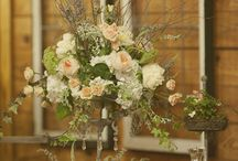 Floral arrangments / by Hilary Langley-Fischer