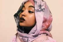 The beauty of Muslimah