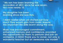 Customer Comments / Music comments from Parents and students Auckland. Music lessons for ages 3 to adult. Award winning EarlyChildhood Music classes and more! NZ.