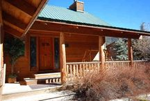 Mountain Dream / With A Greatness All Its Own!  This cabin has 3 bedroom/4 bath with 2 additional sleeping areas. Living room has a flat screen TV/cable, gas fireplace, wi-fi, washer/dryer. Master has a king bed, TV and a private bath. First upstairs bedroom has a queen bed, TV, private bathroom, second upstairs bedroom has a queen bed, TV, private bathroom. Upstairs sleeping area has 2 queen beds, and a futon while downstairs sleeping area has a futon. Large deck, gas BBQ grill, fire pit.