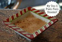 thm fuel pull snacks / by Jennifer Brown