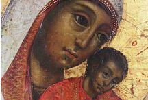 Русская икона 18 века