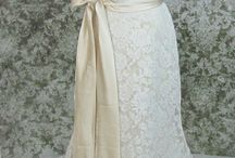 Wedding and engagement dress