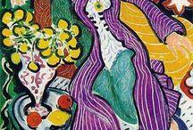 Henri Matisse- Paintings / Henri Matisse- Paintings, Great European artists, In France great modernist.
