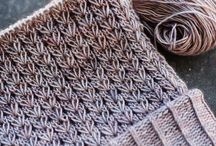 strikking og diy