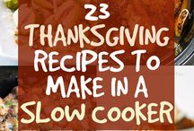 Slow Cookery