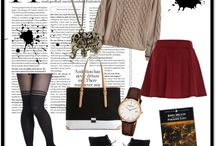 The Outfit Lookbook / A collection of outfits created using Polyvore.