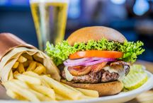Burgers & Sandwiches / Enjoy delicious burgers and sandwiches for lunch or dinner at our restaurants!