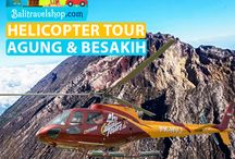 Bali Helicopter Tour