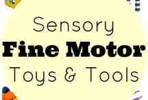 Fine Motor / by Mallory Miles