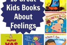 Books About Feelings and Emotions