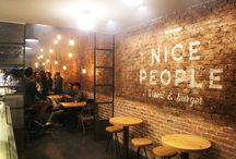 Restaurante / Ambiente Nice People