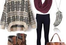 Fall Fashion at Goodwill
