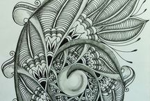 Zentangle Draw