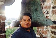 Ex convento de Cuauhtinchan / Una visita casi sin planear con excelentes vistas pero mejores compañías