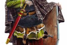 Guerrieri celtici