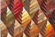 Leaf quilts