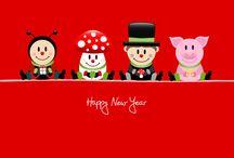 Neujahr's Sprüche