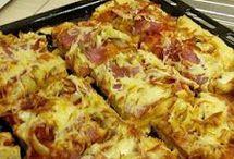 Πίτσα παστουρμα