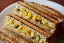 Lunch box Sandwiches
