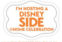 My #‎DisneySide‬ Ideas and party stuff