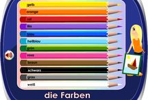 German for Kids - Deutsch für Kinder / German for Kids / Deutsch für Kinder / Alemán Para Niños / Allemand Pour Les Enfants / Tedesco per Bambini  Children can learn basic words in German. Activities and Worksheets for Kids in German.