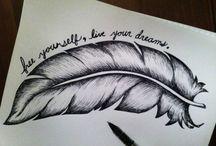 Tattoos / by Laci DuBravec