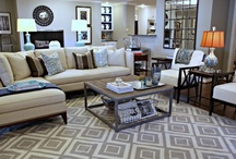 Living Rooms / by Christy Davis