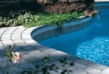 Pool Decks / Pool decks provide a comfortable walking path as well as a nonslip walking surface near the pool apart from enhancing the overall appearance of the pool.