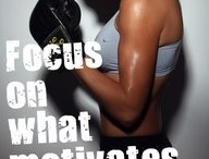 Motivation  / by Meaghan Harkins
