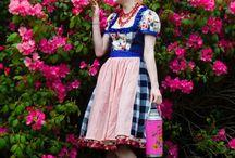 IrisKFashion / Fashion aus gelebten Stoffe, die eine Geschichte erzählen