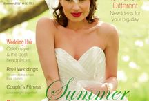 Press Media / Do take a look at where The Wedding Affair have featured over the years in these fabulous magazines and newspapers...