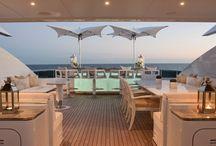 Inspo: Yachts
